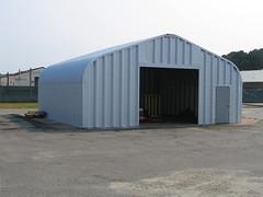 SteelMaster Metal Government Warehouse