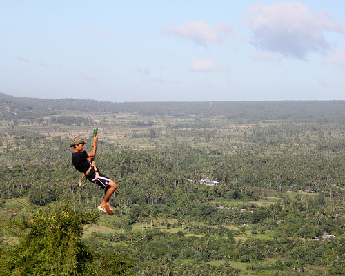 Zipline Fun in Lignon Hill