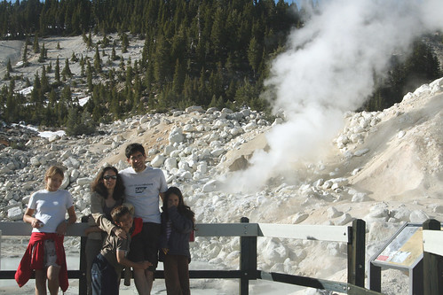 Lassen Volcanic National Prk- Bumpass hell