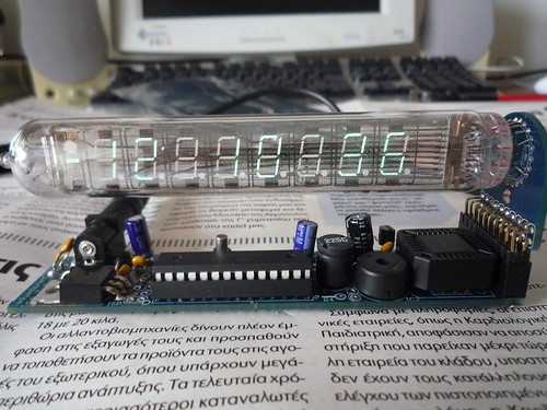 IceTube Clock