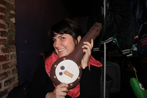 Becky and the lonely banjo