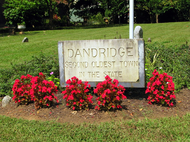 Dandrige - Second oldest town in the state!