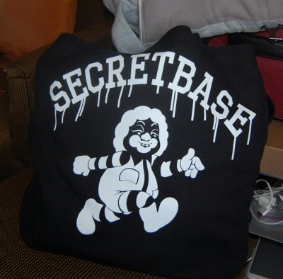 Secret Base 2010 Lucky Bag 30,000 Yen