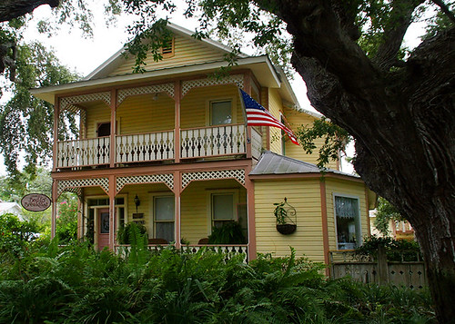 Cedar Key Bed & Breakfast 2009