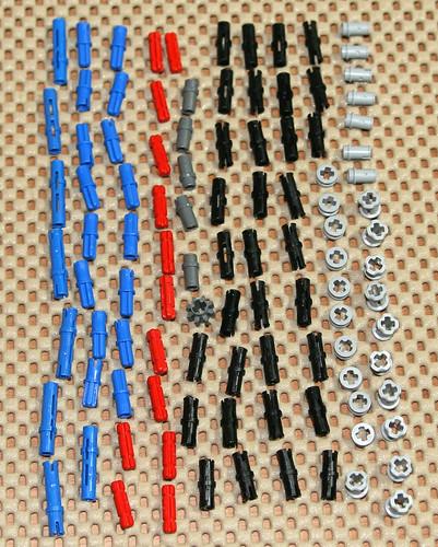 2010 LEGO Technic 8048 Buggy