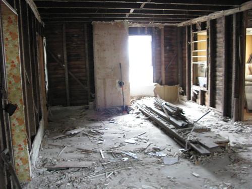 Bleak House Rain Room