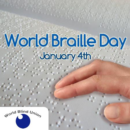 FREE 2014 Braille Calendar...