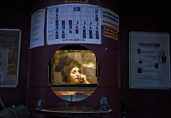 Cinéma ancien à Paris (flequi) Tags: cinema paris film tickets telephone independent pelicula rue telefono marais nuit barrio timetable quartier entradas horarios arrodisenement