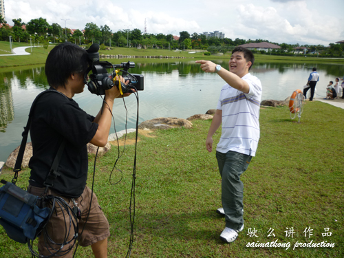 Astro B.yond TVC Shooting @ Desa Park City