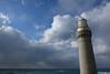 海辺の灯台
