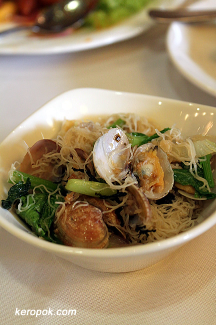 Fried Hing Hwa Bee Hoon