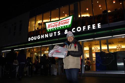 Krispy Kreme新宿店