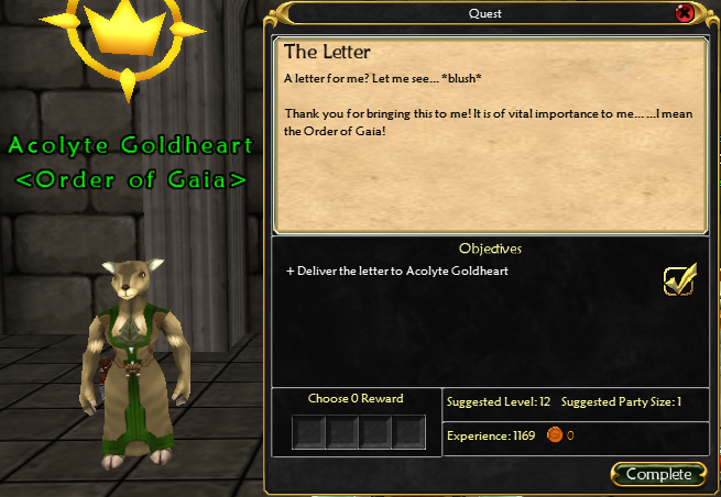 Anglorum / Quest / The Letter 4252801023_d5c7600d56_o