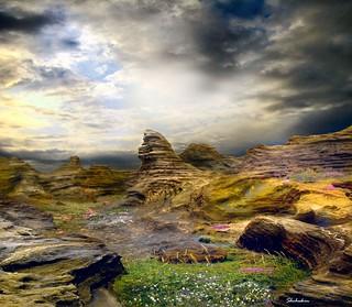 Icelandic landscape #15