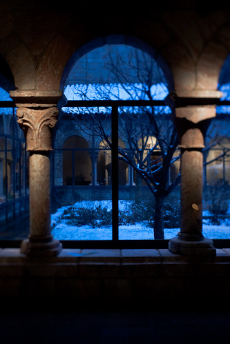 NYC:Uptown: The Cloisters
