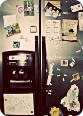 10/365 Fridgetastic (penelopepink1979) Tags: pictures christmas wedding ice water photo words fridge snowman drawing father savethedate invitation whirlpool refrigerator freezer magnet voucher appliance coupon phonics