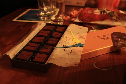 超好吃的75%巧克力