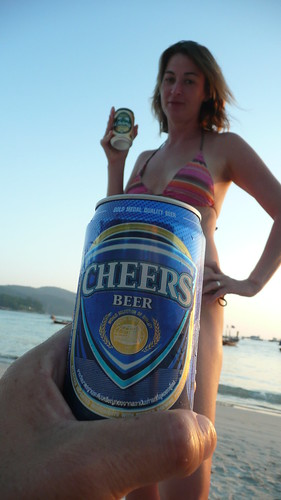 Cheers, Thailand