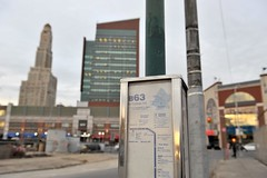 B63 bus stop to be eliminated (threecee) Tags: newyorkcity brooklyn unitedstates 5thavenue places things busstop neighborhood business infrastructure northamerica newyorkstate prospectheights organization fortgreene atlanticcenter atlanticterminalmall atlanticyards forestcityratner dsc5222 otherkeywords tracycollinsphotography block2002 block2001