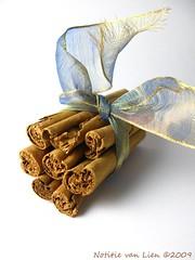 kaneelstokjes / cinnamon sticks