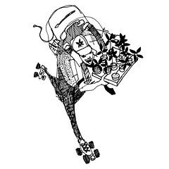 Create with Context (ELECTROBUDISTA) Tags: life illustration cool technology arte drawing contemporaryart contemporary bogot lifestyle drawings style dibujos dibujo complex coolness streetpeople contemporneo cartografa inkonpaper adalberto camperos adalbertocamperos contemporarydrawing contemporarylifestyle createwithcontext contemporarylifestyles electrobudista