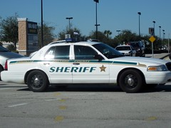 Brevard County Sheriff (FormerWMDriver) Tags: county ford car florida police victoria cop vehicle vic crown law fl enforcement sheriff emergency cruiser patrol brevard