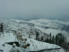 When Heaven Comes To Earth V (Aastha Home Stay) Tags: view snowfall heavens