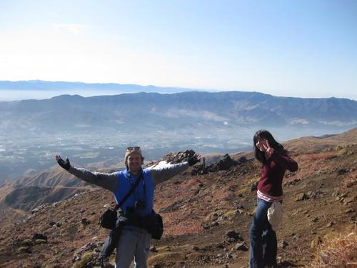aso hiking