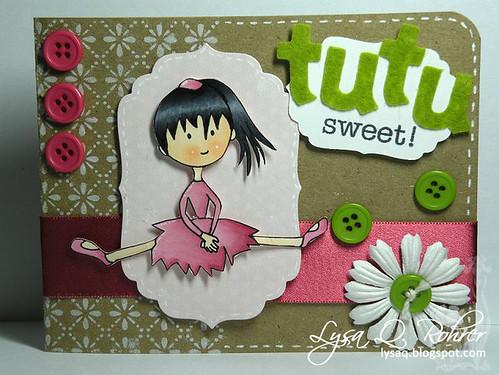 Tutu Sweet