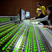 Students Explore the Capabilities of the Sound Design Program's New Equipment