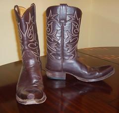 P1000643 (PadlockBear) Tags: leather cowboy toe boots designer mens pointed rsoles