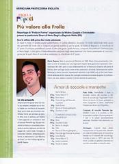 Articolo Gennaio 2010 Dolce Salato Mario Ragona