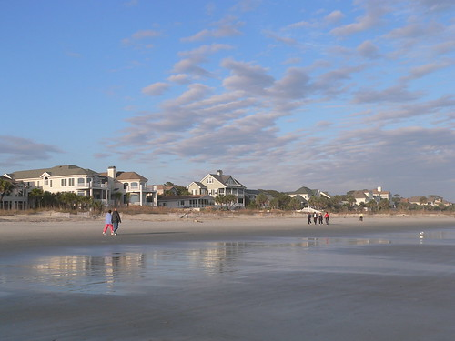 Beach Houses on Hilton Head Island