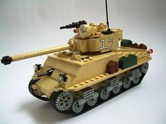 M50 Super Sherman V.2 (Bruno Vaiano) Tags: army lego military israeli sherman m50