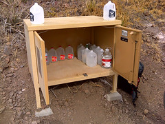 Homer Wilson - Water Cache Photo