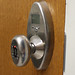 Biometric Door Knob