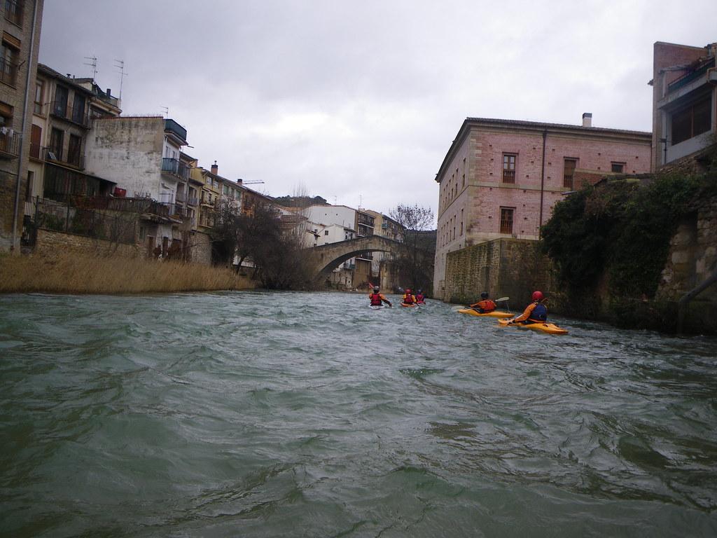 Descenso ríos Urederra y Ega 055