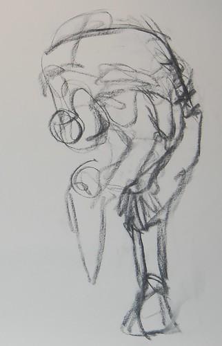 Figure Sketch 23/1/10 #1