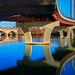 Curves of a bridge