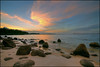 Lazy Sunday Evening (Souvik_Prometure) Tags: sunset beach singapore explore punggol frontpage sigma1020mm anawesomeshot nikond90 souvikbhattacharya