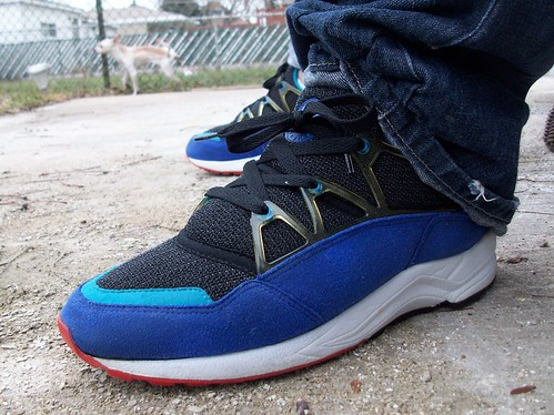 nike air huarache vintage light ultramarine og 1993