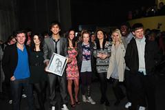 25/01/2010 - Skins Premiere @ BFI Southbank (1259) (justin_ng) Tags: uk london skins southbank premiere bfi olliebarbieri jackoconnell kayascodelario lukepasqualino lilyloveless lisabackwell kathrynprescott meganprescott marveillelukeba
