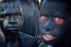 Bat Boy (Dave Schreier) Tags: new travel boy festival photography guinea mt bat tribal papua hagen