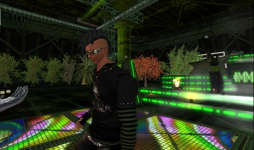 angelinium parx in second life virtual world