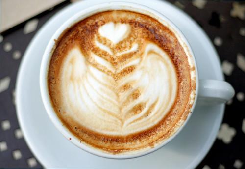 urth caffe latte