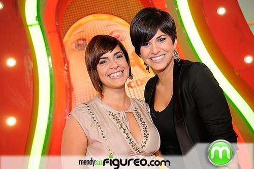Pamela Sued y Yolanda Martinez