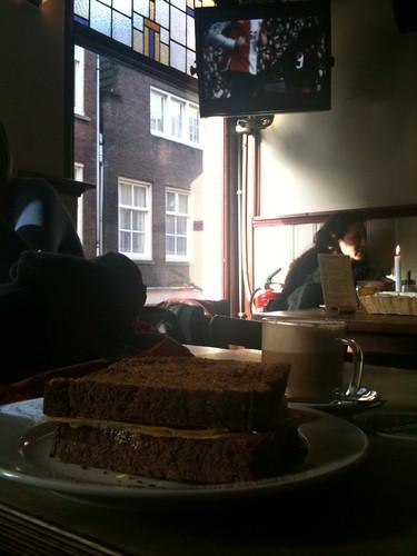 #feyaja in café :)
