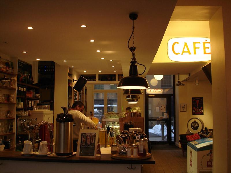 City Backpackers Café Stockholm