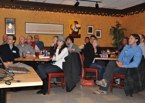 Columbus Web Analytics Wednesday -- Jan 2010