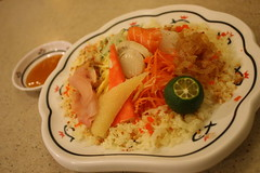 Sushi King Yee Sang 4
